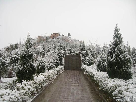 Guatai Mountain: 冬天