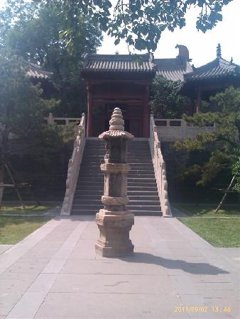 ‪Huayan Temple of Datong‬