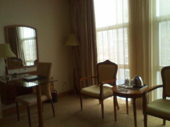 Wu Xiang Hotel : 2011-11-09 15
