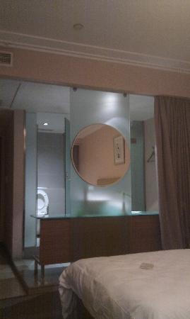 Gaolian City Grand Hotel: 房间