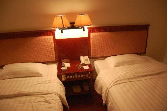 Kaisidun Hotel : 床