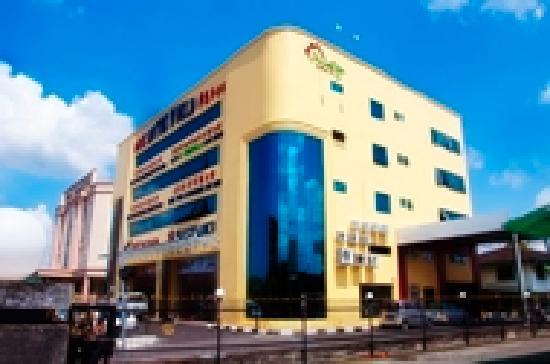 HomeStay Kuching: 酒店外观