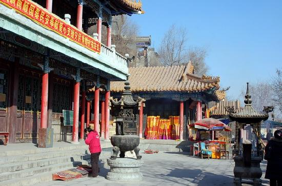 Fushun County, China: 7861184