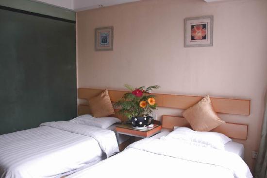 Lechao Hotel Xi'an Juhuayuan: 标间5