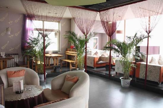 Lechao Hotel Xi'an Juhuayuan: 茶秀074