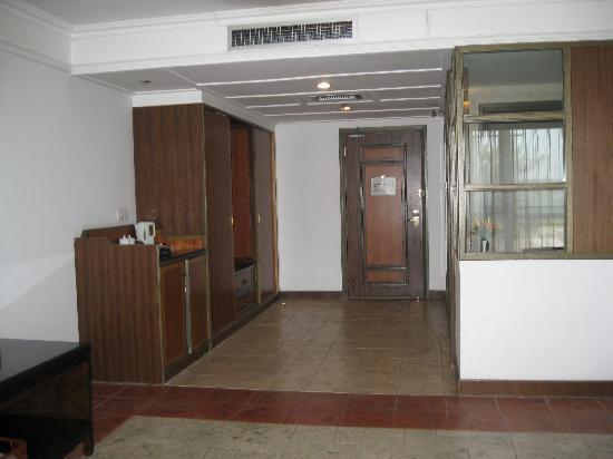 Chaoyang Hotel Of Grand Epoch City : 很大气