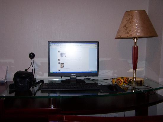 Jialong Hotel Xi'an Zhonglou: 电脑