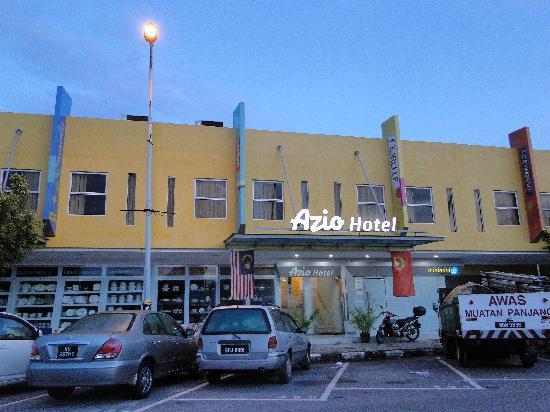 Azio Hotel: 外观