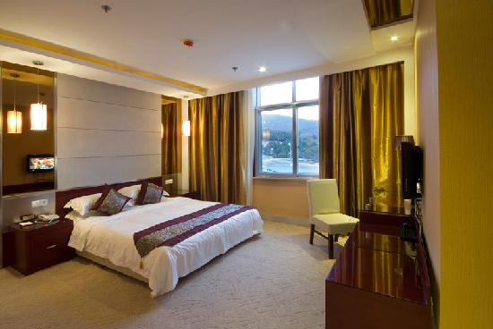 Taishan Tianwaicun Hotel: 大床房