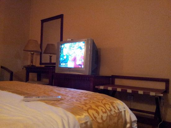 Guomen Business Hotel : TV