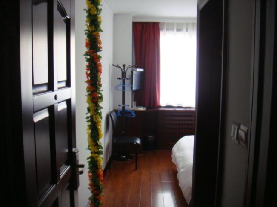 The Youth Hostel: 青年旅馆客房