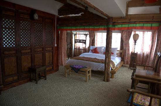 Soft Time Hostel: 蜜月套房