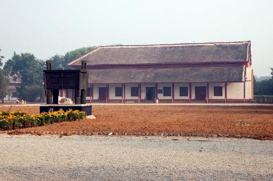Yin Dynasty Ruins : 40977657
