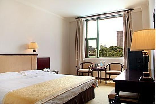 Han Guang Men Hotel: 豪华大床