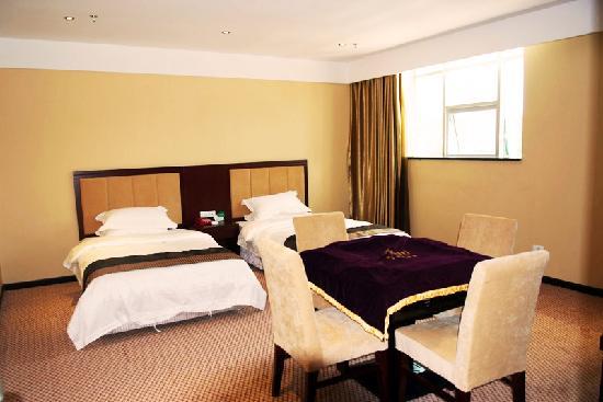 Jincheng Hotel (Lichuan Jiangyuan): 利川金城酒店江源店豪华套房
