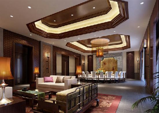 Mingdu Hotel: 餐厅