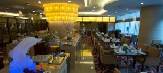 Howard Johnson TCP Hefei: 圣拉菲奥西餐厅