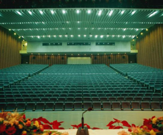 Fltrp International Convention Centre : 会议