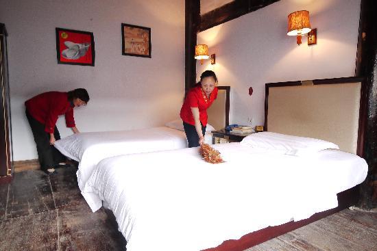 Tusheng Ji Inn (qian House): 照片描述