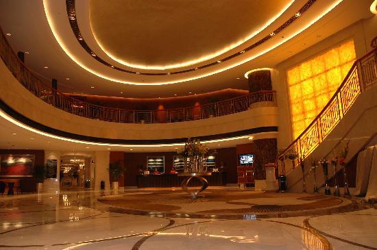 Seaview Garden Hotel: 新海景楼大堂