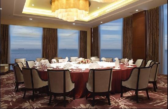 Seaview Garden Hotel: 宴会