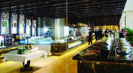 Seaview Garden Hotel: 甜苑咖啡厅