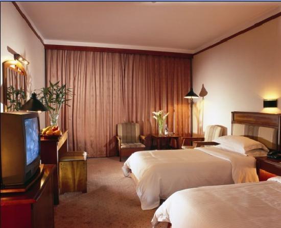 Zhongxia Hotel: 标准间