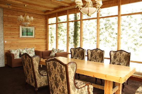 Xinghai Golf Hotel: 商务中心会议室