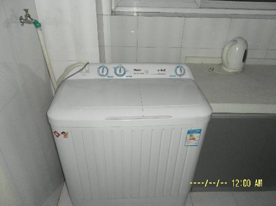 Xiaoqiyizhan Apartment Hotel Xi'an Mini : 照片描述
