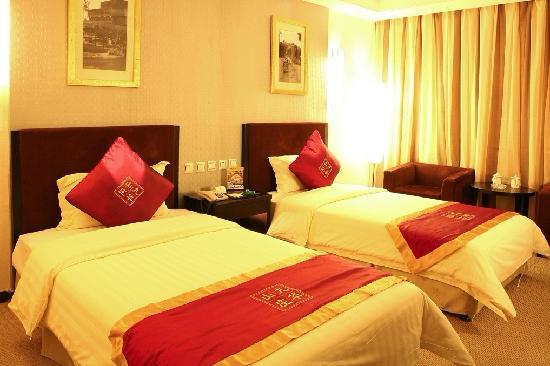 Jiuhua Resort & Convention Center: 温馨客房