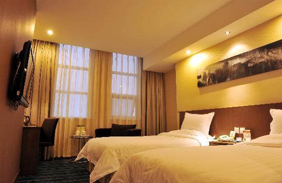 7+1 Business Hotel (Liuan Meishan Road): 照片描述