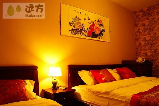 Quanzi International Youth Hostel : 豪华家庭房