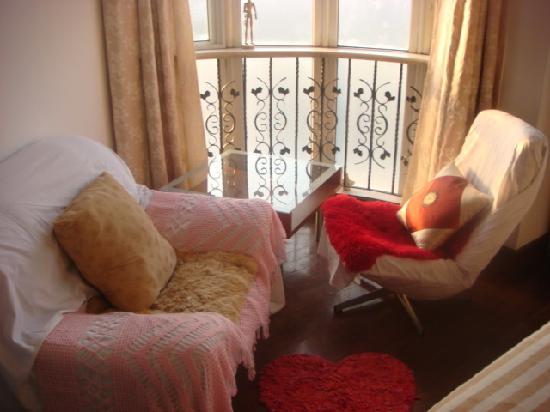 Hiker Hostel : 卧室