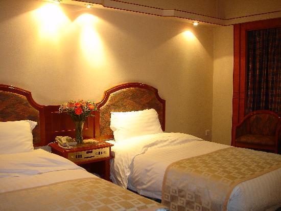 Beijing Scitech Hotel: 双床标准间