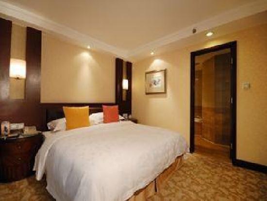 Carlton Hotel Chongqing: 豪华套房