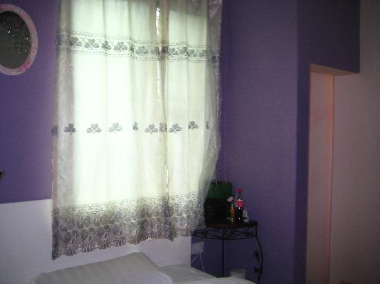 Huatiancuo Hostel: 房间环境