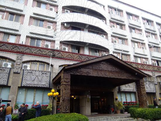 New Plaza Hotel: DSCF7349