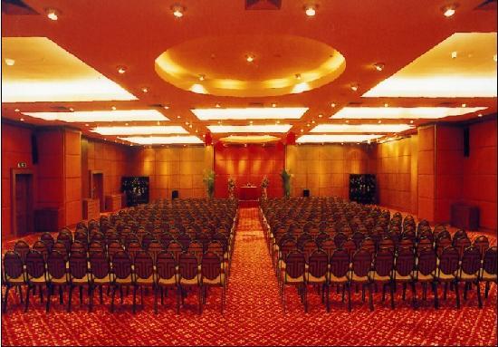 Ningbo World Hotel: 会场