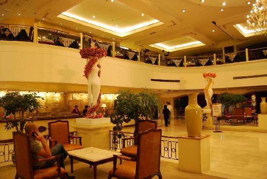 Ningbo World Hotel: 大堂