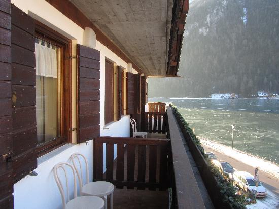 Sporthotel Europa sul Lago: 露台
