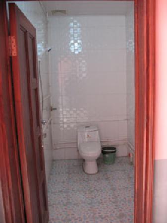 Red House Apartment: 红房子洗浴间