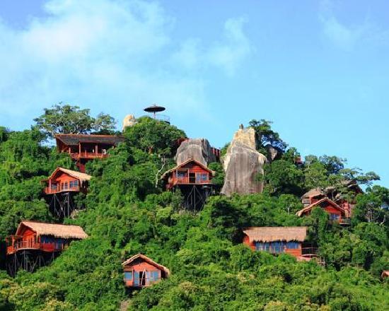 Earthly Paradise Bird Nest Resort: getlstd_property_photo