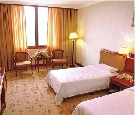 Rotating Palace Hotel: 标准双人间
