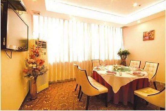 Rotating Palace Hotel: 餐厅