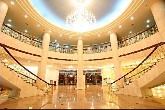 Weihai Baohai Hotel: 大堂