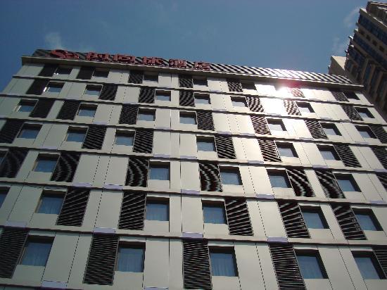 Jinjiang MetroPolo Hotel Baohe: getlstd_property_photo