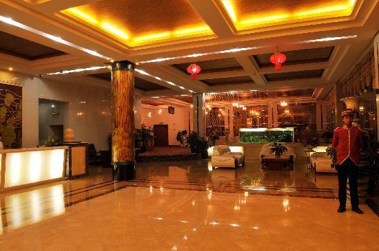 Zhouxiang Hotel : 大厅