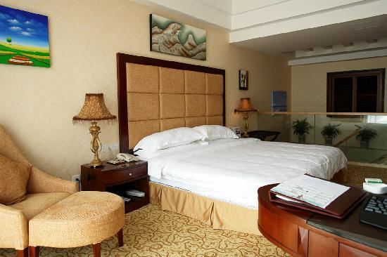 Cohere Hotel Changde : 客房