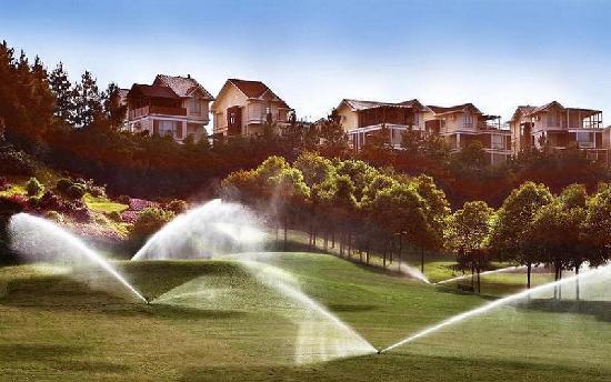 Preess Resort & Hotel: 生态美景