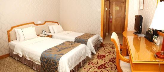 South China Harbour View Hotel: 商务双床房